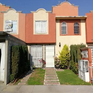 Vivienda en fraccionamiento Bonito Ecatepec