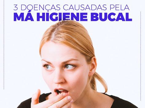 Prevenção e higienização bucal