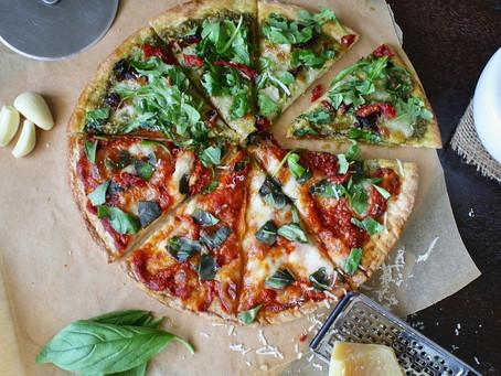 Pizza pode? Com algumas mudanças, sim.