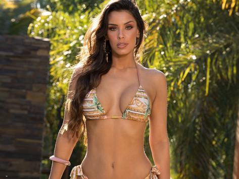 Ivy Moraes - Uma das participantes mais belas do BBB.