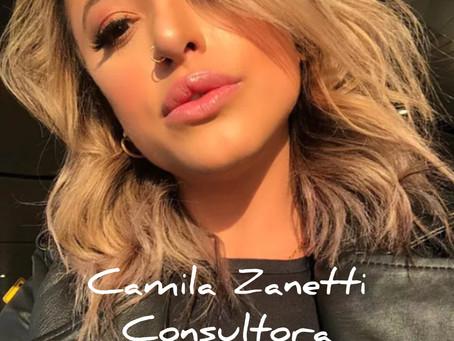Camila Zanetti e os looks comemorativos para o movimento LGBT.