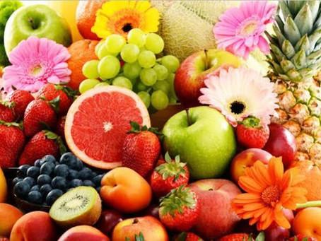 PRIMAVERA: Alimentos da estação e seus benefícios nutricionais.