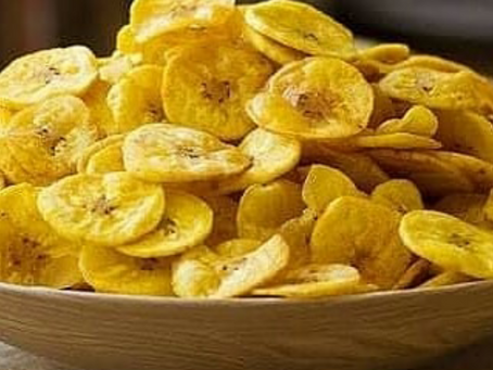 Chips de banana light