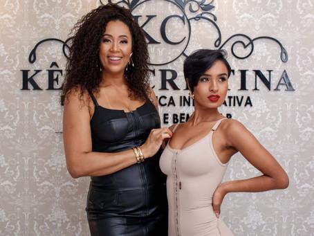 Cintas modeladoras ganham o coração das brasileiras para reduzir medidas de forma rápida.