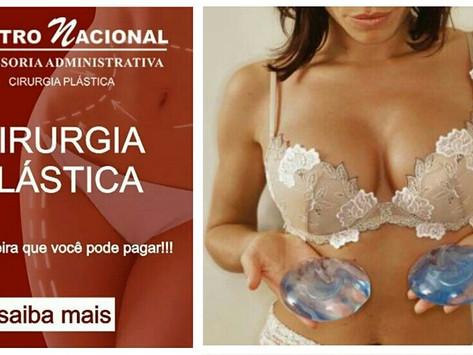 CIRURGIA PLÁSTICA COM QUALIDADE E SEGURANÇA.