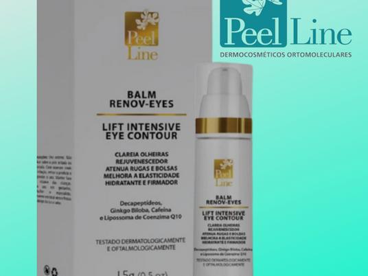 Conheça os benefícios do Balm Renov-Eyes da Peel Line.