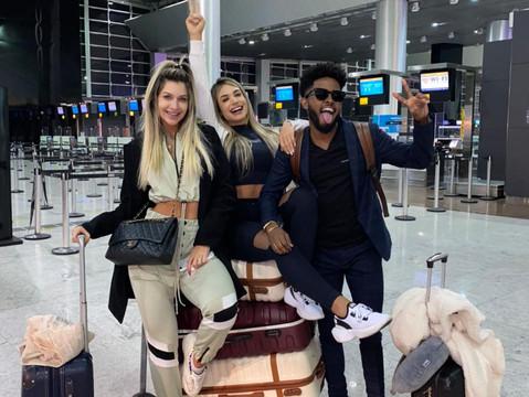 Fashion Trip em Dubai com Fernanda Pedrosa e Tatiele Polyana.