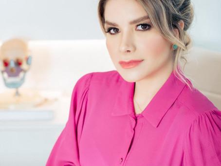 Dra. Isrraela Massena, vai ministrar um curso especializado em estética facial.