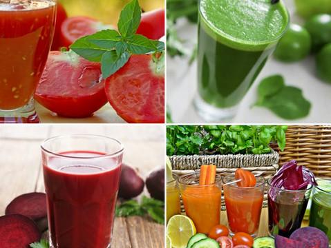 7 receitas de sucos detox - Conheça os benefícios.