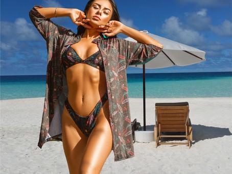 Moda Praia 2022: Tendências de looks por Silti Beachwear.