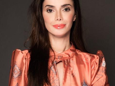 Mudança de Profissão : Atriz Simone Zucato encoraja mulheres, não desistirem de seus sonhos!