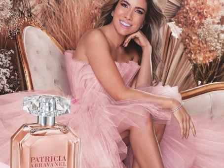 Patricia Abravanel estreia seu novo perfume Essence com a Jequiti.