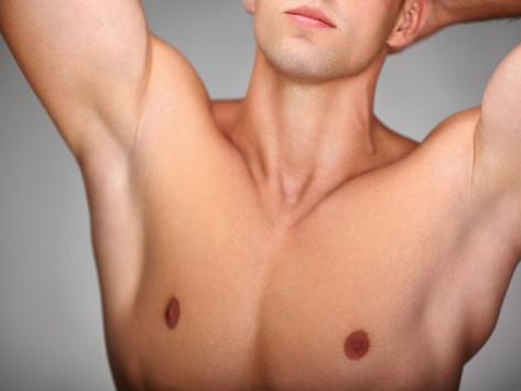 Excesso de tecidos mamários levam homens a fazerem cirurgia.