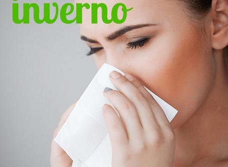 Alergias de inverno: Conheça as mais comuns e saiba como preveni-las e tratá-las.