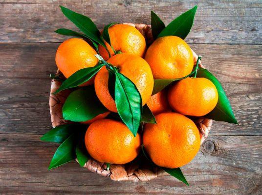 É época de tangerina, aproveite a deliciosa fruta fonte de vitamina C.