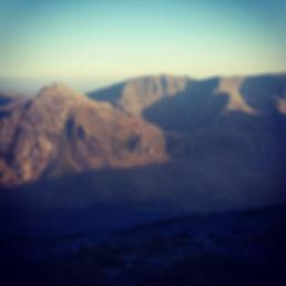 Snowdon from Cwm Tregallan