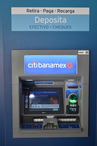 Ya puedes depositar tus cheques en los cajeros automáticos de Citibanamex
