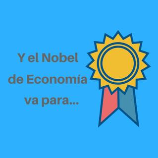 La Economía del Comportamiento, de Richard Thaler gana el Nobel