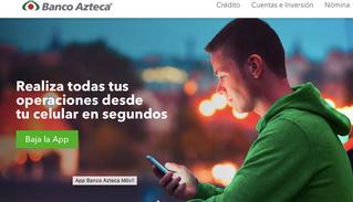 Banco Azteca va por el sector juvenil al ofrecerles tarjetas en el celular