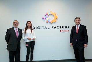 Scotiabank abre su Fábrica Digital