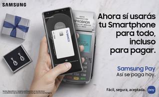 ¿Pagar acercando tu celular a la terminal? Llega Samsung Pay a México