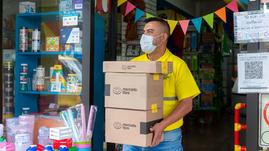¡Ya podrás recoger tu pedidos en la tiendita! Mercado Libre los suma a su red de entregas
