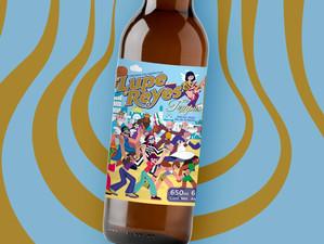 Ya llegó la Lupe-Reyes, Tempus lanza la edición de su cerveza navideña 2020