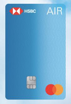 HSBC AIR, la tarjeta de crédito con la que pagarás la mitad de intereses