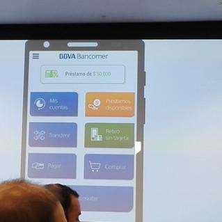¿Créditos desde la comodidad del celular? BBVA Bancomer lanza esta opción
