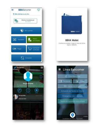 Las apps de BBVA Bancomer no consumirán los datos de tu celular