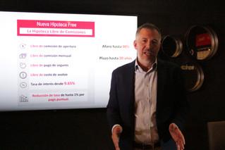 Santander lanza hipoteca ¡sin comisiones!