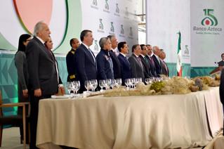 Banco Azteca festejó sus primeros 15 años