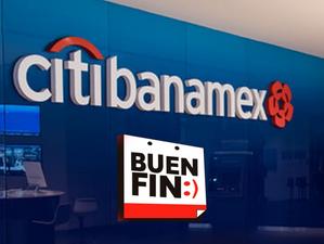 Citibanamex te bonificará 10% durante el Buen Fin