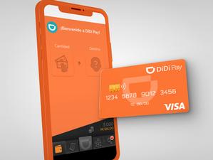 DiDi lanza en México su tarjeta de débito DiDi Pay