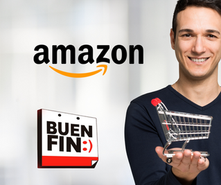 ¿Piensas comprar en Amazon? estas son las ofertas que tiene por el Buen Fin