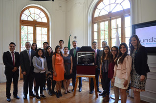Reconocen a Santander México por su apoyo a la educación