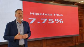 Santander lanza hipoteca con tasa de 7.75%