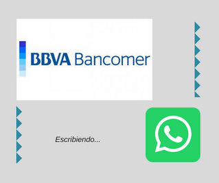 ¿Eres cliente de BBVA Bancomer? mándale un WhatsApp y te atenderá por esta vía