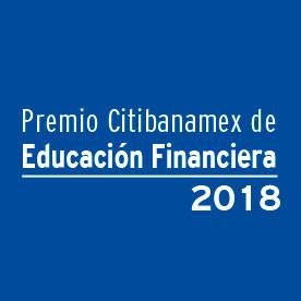 Citibanamex lanza convocatoria para el Premio de Educación Financiera 2018