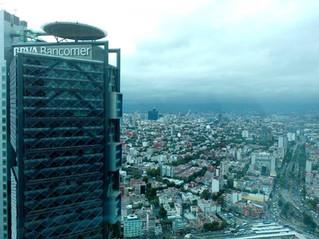A partir del viernes, la Torre Bancomer se iluminará todas las noches; este mes, con los colores pat