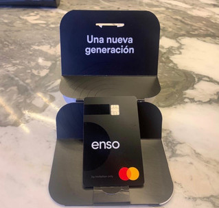 La billetera electrónica, Enso, lanza su tarjeta de débito