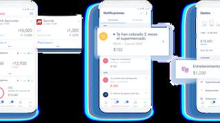Llega a México Fintonic, la app española que administra tu dinero para ayudarte a ahorrar