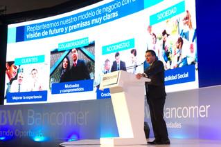 Reconocen a BBVA Bancomer como el Mejor Banco de México en 2018
