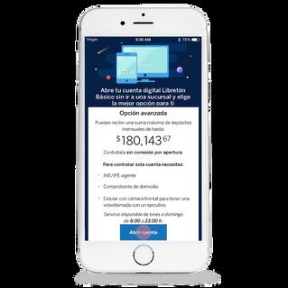 En BBVA Bancomer ya puedes abrir cuentas desde el celular para depositar hasta 180,00 pesos al mes
