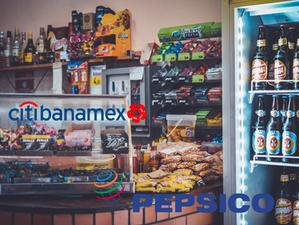 Citibanamex y Pepsico quieren digitalizar a las tienditas en México