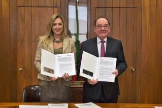UNAM y BIVA promoverán educación financiera y bursátil