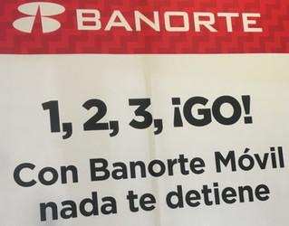 Desde Banorte Go, transfiere dinero a los contactos en tus redes sociales