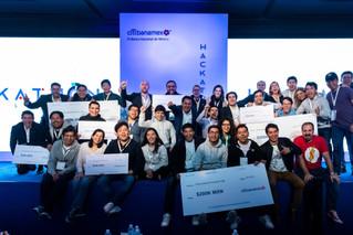 Citibanamex premia solución digital para inclusión financiera de jóvenes en su primer Hackathon