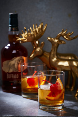 Holiday Cocktails with Beth Maya