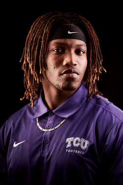 Caylin Moore, TCU Football/Rhodes Scholar